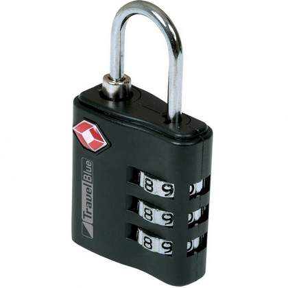 Travel Blue TSA American Combi Lock