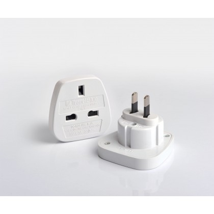 Travel Blue American adaptor