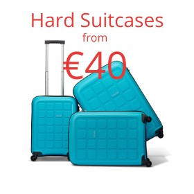 Hard Suitcases from only €42