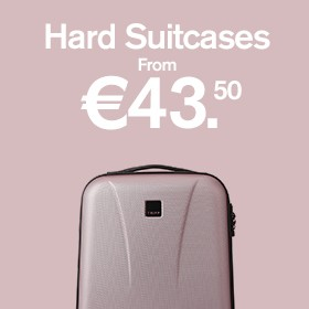 Hard Suitcases from €49.50