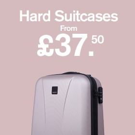 Hard Suitcases from €37 .50