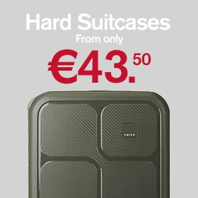 Hard Suitcases from €43.50