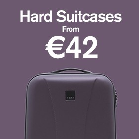Hard Suitcases from €42