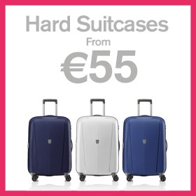 Hard Suitcases from €55