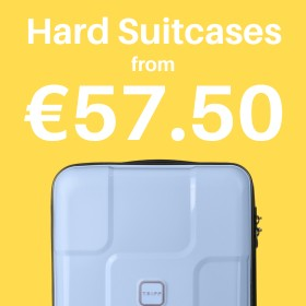 Hard Suitcases from only €40