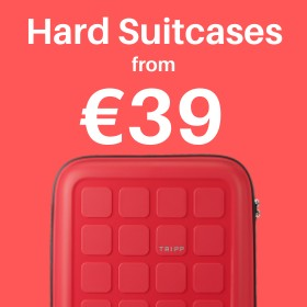 Hard Suitcases from only €45