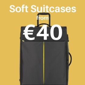 Soft Suitcases from only €40