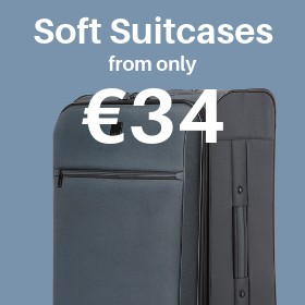 Soft Suitcases from only €34