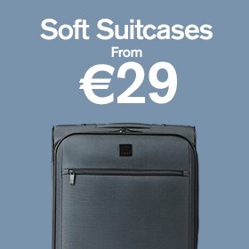 Soft Suitcases from €29