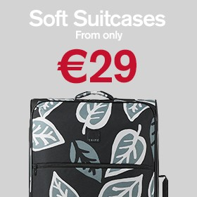 Soft Suitcases from €36