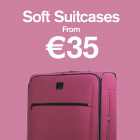 Soft Suitcases from €35