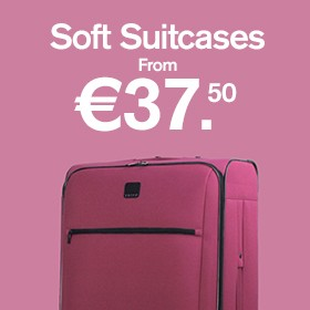 Soft Suitcases from €37.50