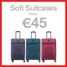 Soft Suitcases from €45