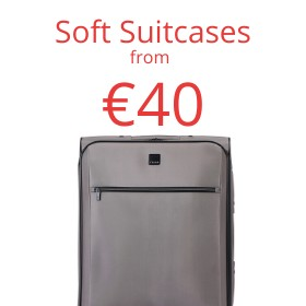 Soft Suitcases from only €29