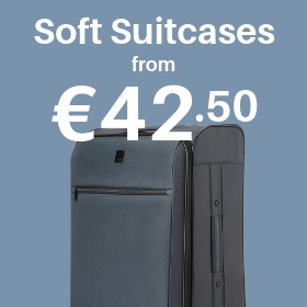 Soft Suitcases from only €42.50