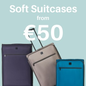 Soft Suitcases from only €50