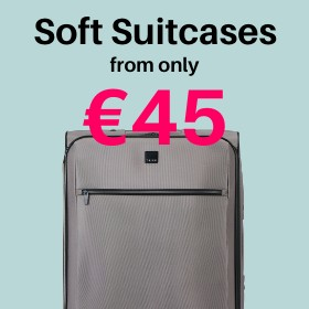 Soft Suitcases from only €45
