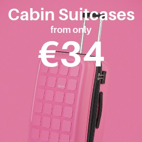 Cabin & carry on from only €34