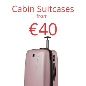 Cabin & carry on from only €29