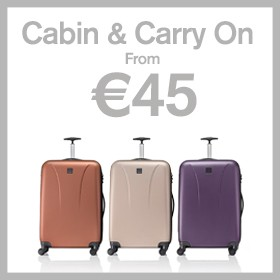 Cabin & carry on