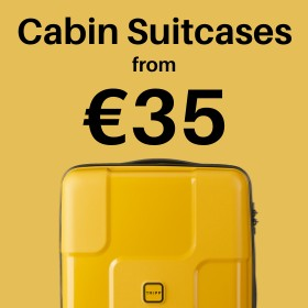 Cabin & carry on from only €35