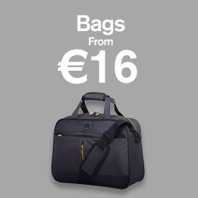 Bags from €16