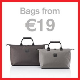 Bags from €19