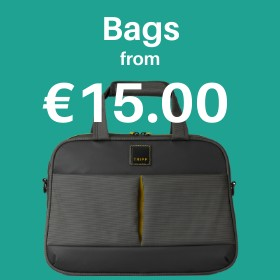 Bags from €15