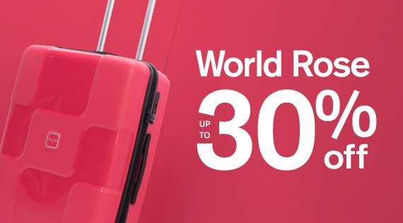 World Rose up to 30% off