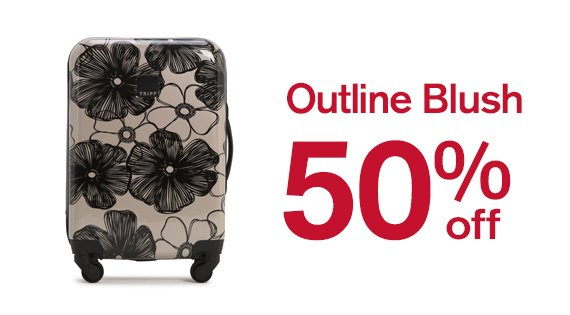 Outline Blush up to 50% off