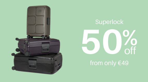 Superlock 50% Off