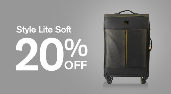 Style Lite Soft 20% Off
