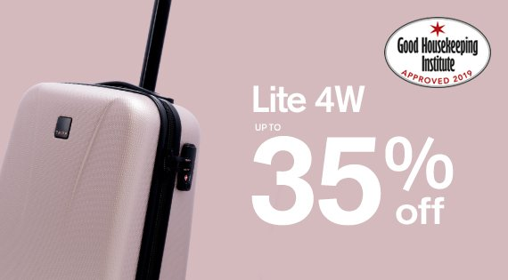 Lite up to 35% off