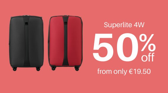 Superlite 4W 50% Off