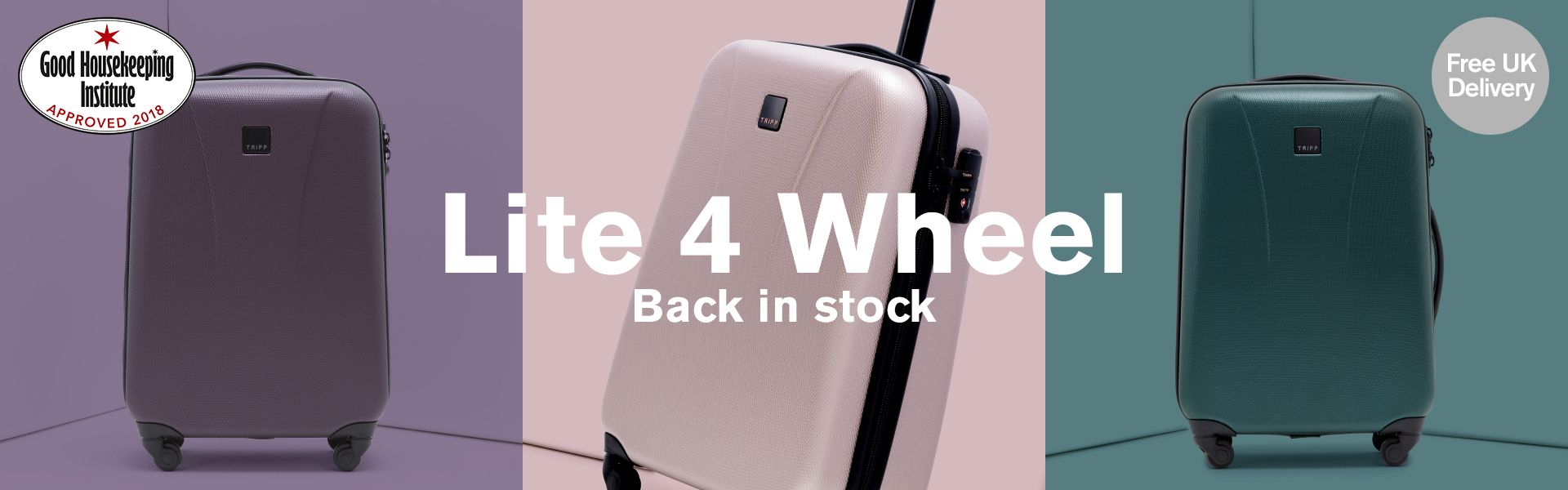 Lite 4w now back in stock