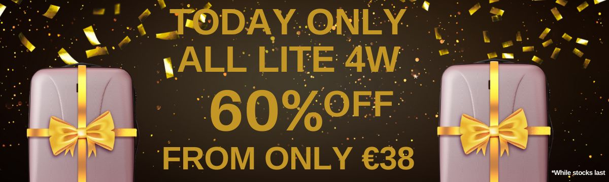 Today only Lite 4W 60% off