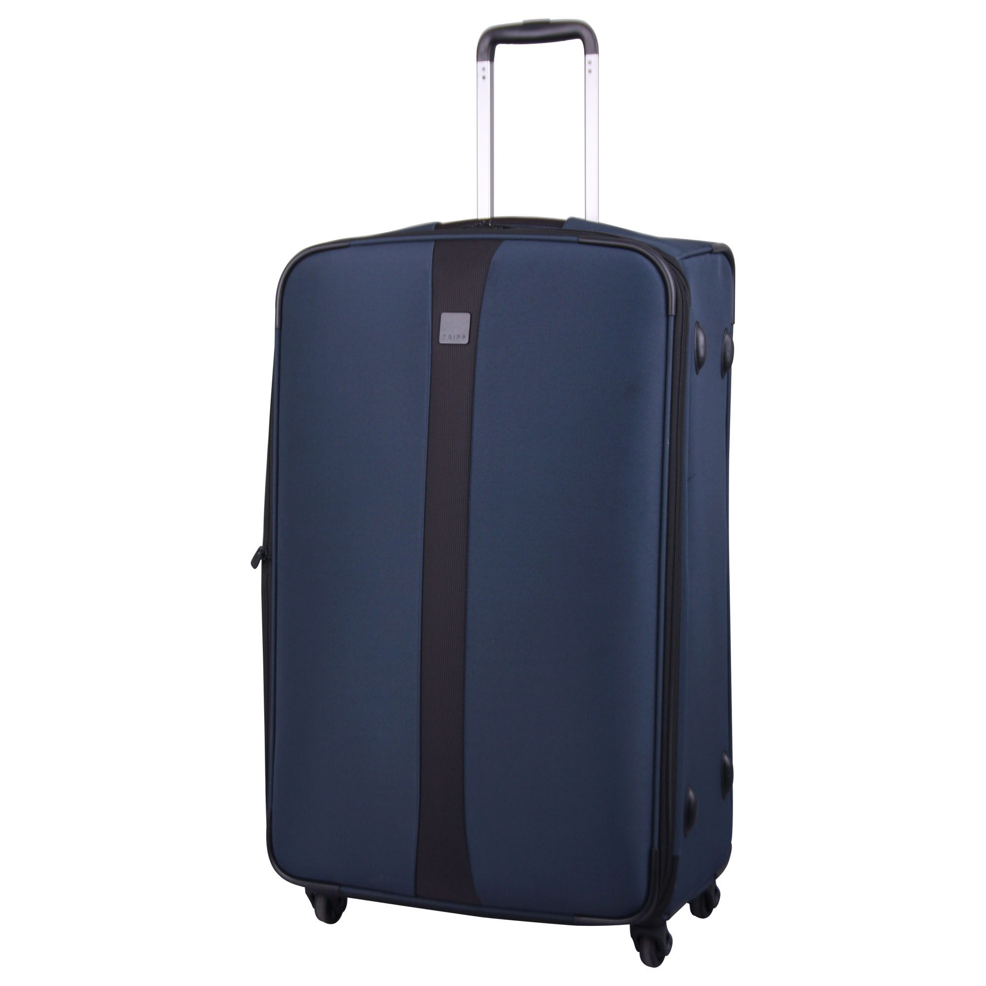 Tripp teal 'Superlite 4W' 4 wheel large suitcase - Soft Suitcases ...
