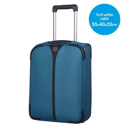 Tripp Superlite III 2-Wheel Cabin Suitcase Teal