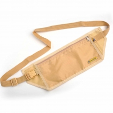 Travel Blue Money Belt'