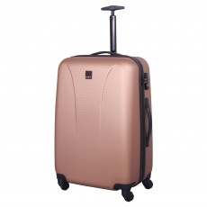 Tripp rose gold 'Lite' 4-wheel medium suitcase