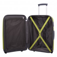 Tripp lime II 'Holiday 5' large 4 wheel suitcase
