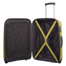Tripp citron II 'Holiday 5' medium 4 wheel suitcase