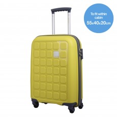 Tripp citron II 'Holiday 5' cabin 4 wheel suitcase