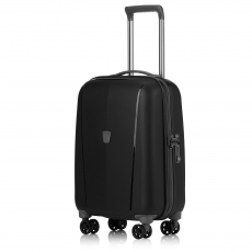 Tripp black 'Ultimate Lite II' cabin 4W suitcase