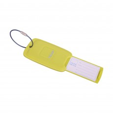 Tripp citron 'Accessories' luggage tag