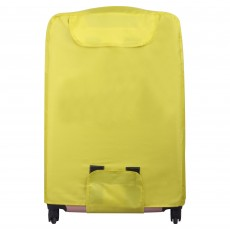 Tripp citron 'Accessories' Large suitcase cover