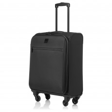 Tripp Black 'Full Circle' Cabin 4 Wheel Suitcase