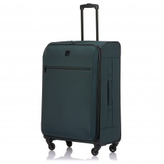 Tripp emerald 'Full Circle' medium 4-wheel case