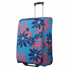 Tripp ultramarine/poppy 'Sunshine Flower' medium 2w case