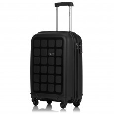 Tripp black 'Holiday 6' cabin 4 wheel suitcase